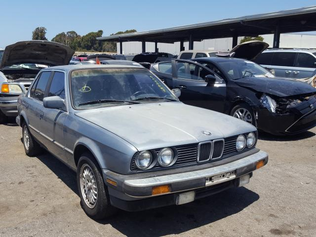 BMW 325 I Automatic salvage cars for sale: 1987 BMW 325 I Automatic