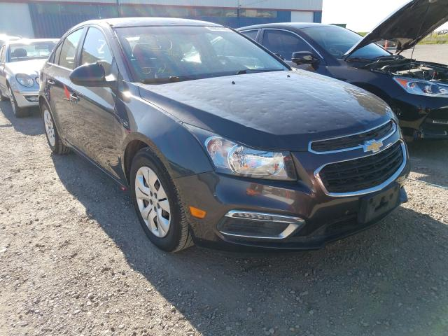 Chevrolet salvage cars for sale: 2016 Chevrolet Cruze Limited