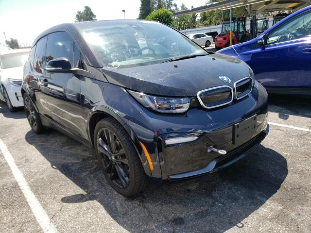 BMW I3 S REX salvage cars for sale: 2019 BMW I3 S REX