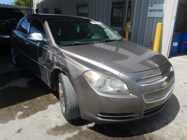 Salvage cars for sale from Copart Orlando, FL: 2010 Chevrolet Malibu 1LT