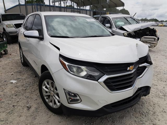 Salvage cars for sale from Copart Loganville, GA: 2018 Chevrolet Equinox LT