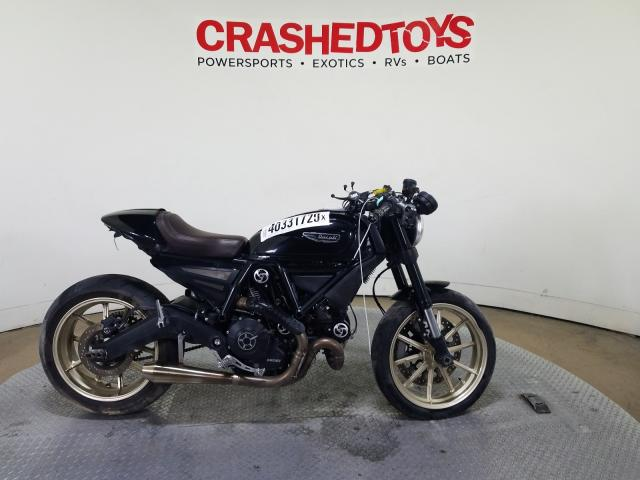 2017 Ducati Scrambler for sale in Dallas, TX