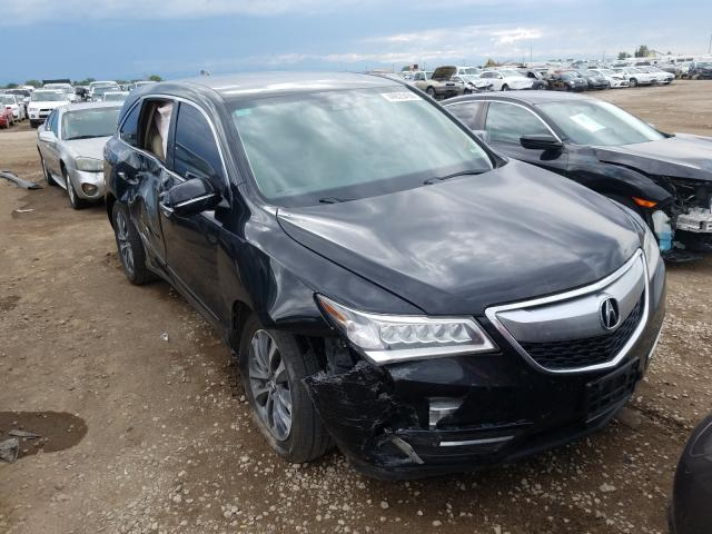 2014 Acura MDX Techno en venta en Brighton, CO