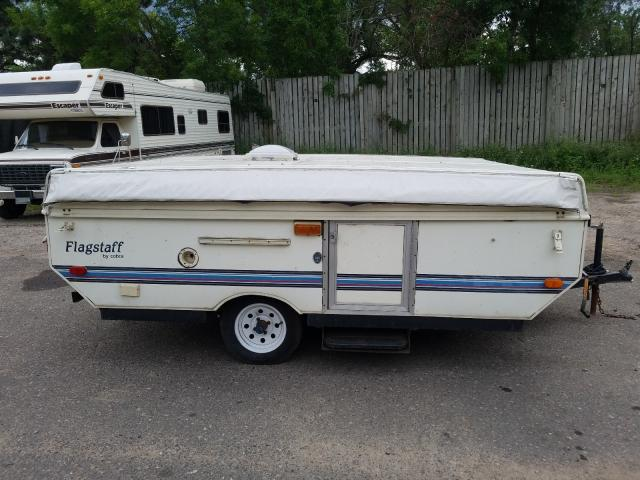 Flagstaff salvage cars for sale: 1990 Flagstaff Camper