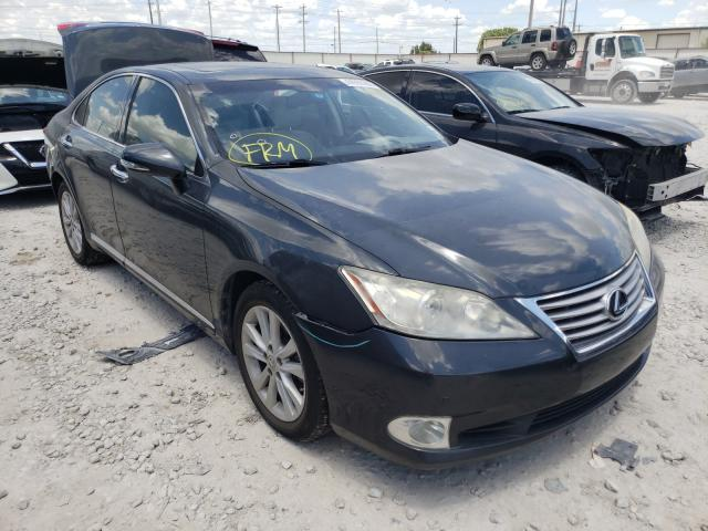 Salvage cars for sale from Copart Haslet, TX: 2010 Lexus ES 350