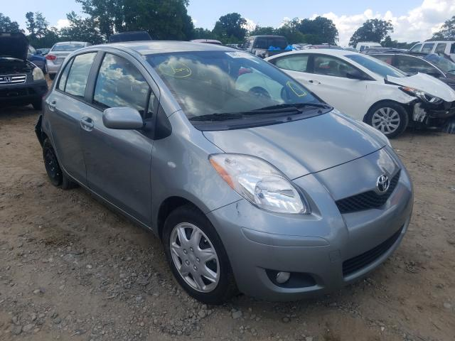 Toyota salvage cars for sale: 2011 Toyota Yaris