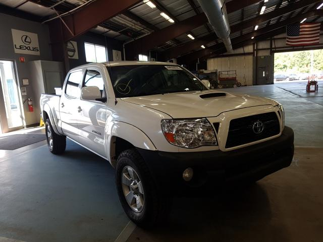Toyota Tacoma DOU salvage cars for sale: 2011 Toyota Tacoma DOU