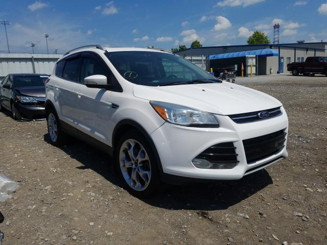 2015 Ford Escape Titanium for sale in Finksburg, MD