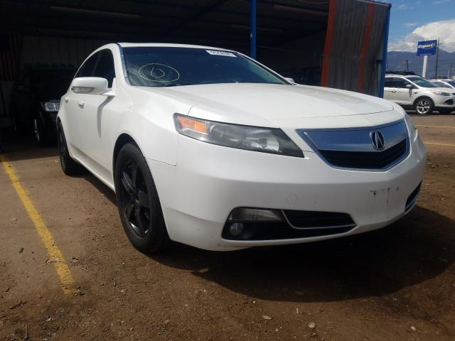 Acura salvage cars for sale: 2013 Acura TL Tech