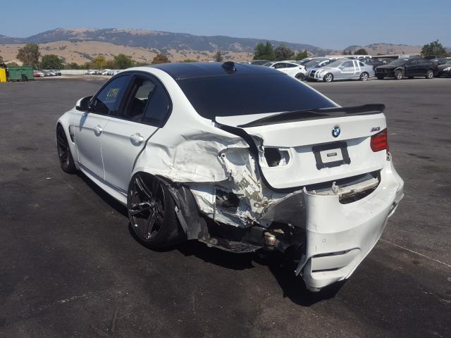 купить 2015 BMW M3  WBS3C9C57FJ276428