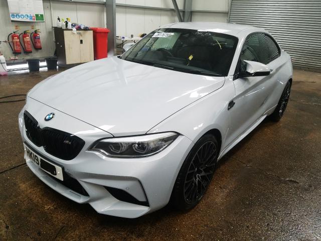 BMW M2 COMPETI - 2019 rok