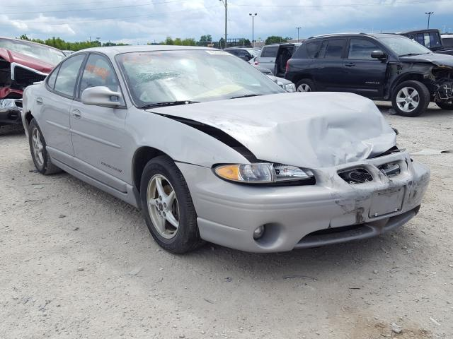 Pontiac salvage cars for sale: 2000 Pontiac Grand Prix