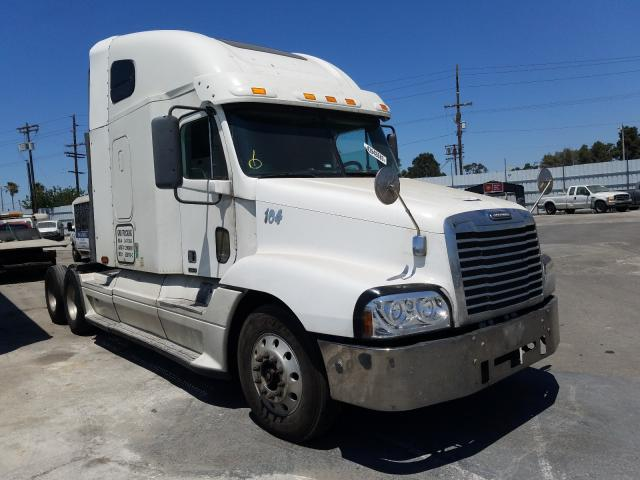 Salvage cars for sale from Copart Sun Valley, CA: 2006 Freightliner Convention