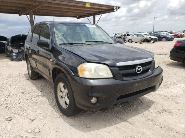 Mazda Tribute S salvage cars for sale: 2006 Mazda Tribute S