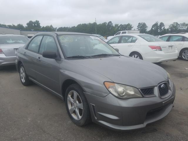 2006 Subaru Impreza 2 en venta en Knightdale, NC