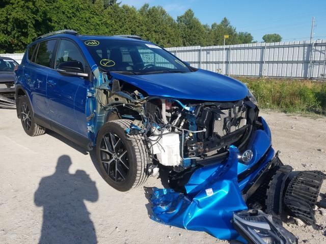 2016 Toyota Rav4 Se 2.5L, VIN: 2T3JFREVXGW473454