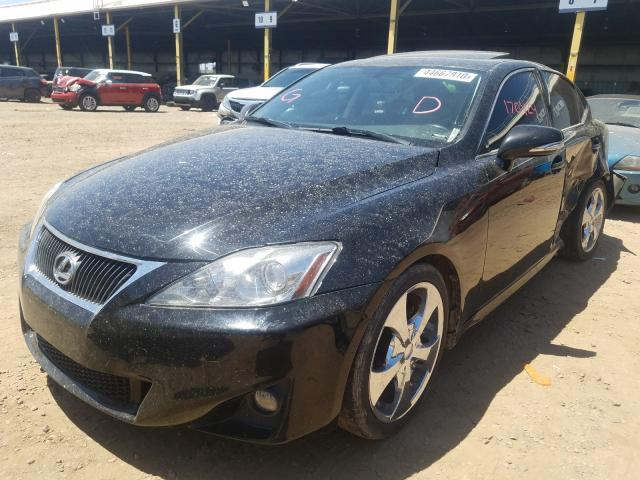 2012 Lexus IS | Vin: JTHBF5C21C5173257