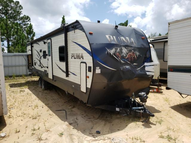 Forest River salvage cars for sale: 2019 Forest River Model 20TV