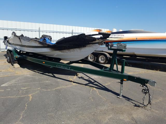 Cobalt salvage cars for sale: 2001 Cobalt BOAT&TRLR