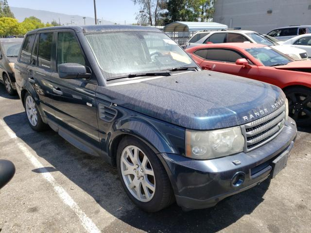 Land Rover Range Rover salvage cars for sale: 2009 Land Rover Range Rover
