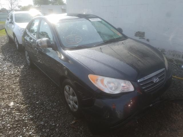 2009 Hyundai Elantra GL en venta en Hillsborough, NJ