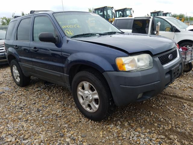 Vehiculos salvage en venta de Copart Kansas City, KS: 2003 Ford Escape XLT