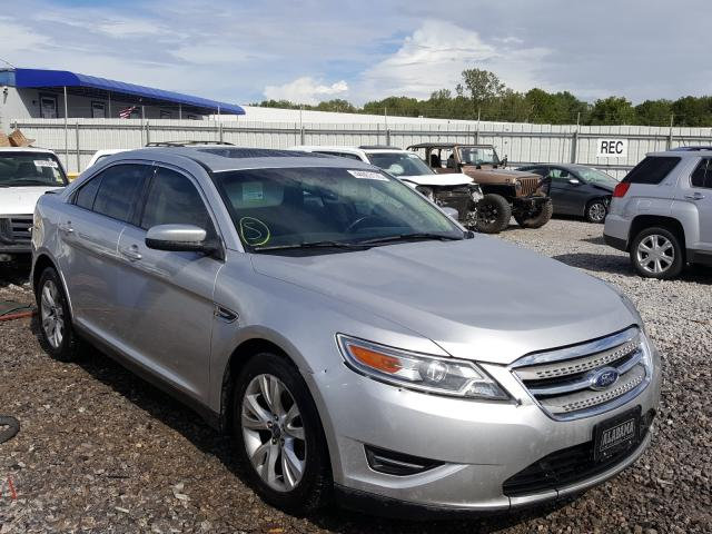 Ford Taurus SEL salvage cars for sale: 2012 Ford Taurus SEL