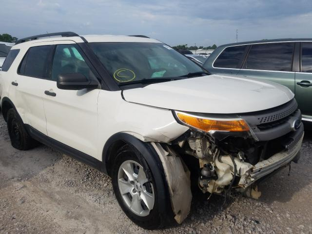 Salvage cars for sale from Copart Lexington, KY: 2012 Ford Explorer