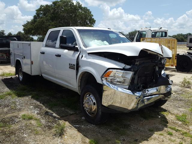 Vehiculos salvage en venta de Copart Riverview, FL: 2015 Dodge RAM 3500