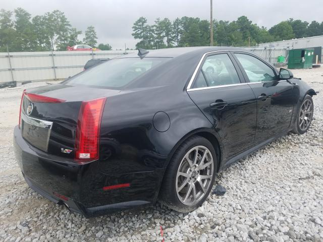 2013 Cadillac CTS-V   Vin: 1G6DV5EP7D0101602