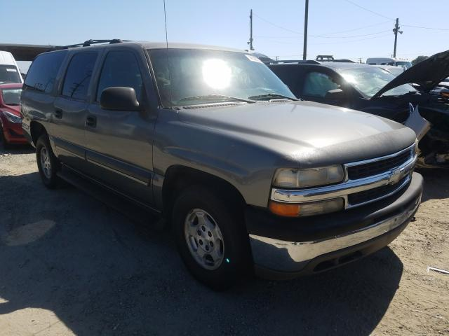 Chevrolet Suburban salvage cars for sale: 2001 Chevrolet Suburban