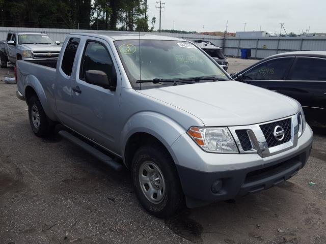 Salvage cars for sale from Copart Dunn, NC: 2014 Nissan Frontier S