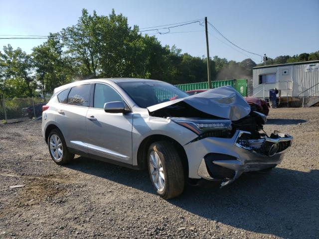 Acura RDX salvage cars for sale: 2020 Acura RDX