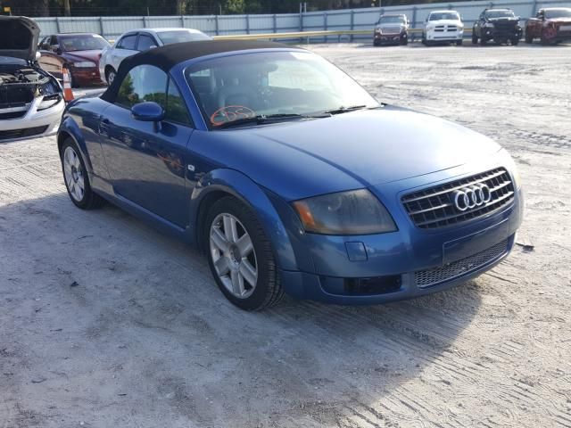 Audi TT salvage cars for sale: 2005 Audi TT