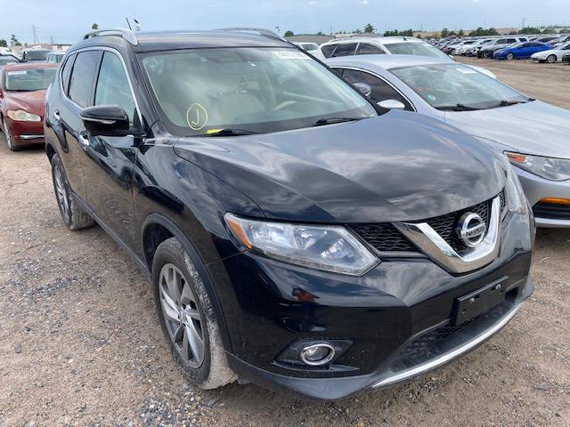 Nissan salvage cars for sale: 2014 Nissan Rogue S