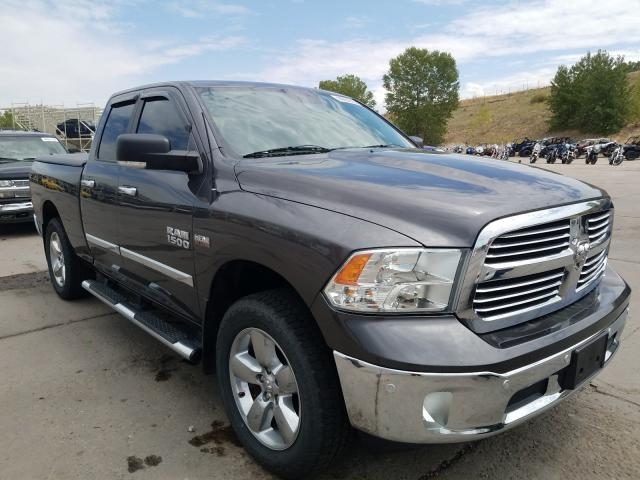 Vehiculos salvage en venta de Copart Littleton, CO: 2016 Dodge RAM 1500 SLT