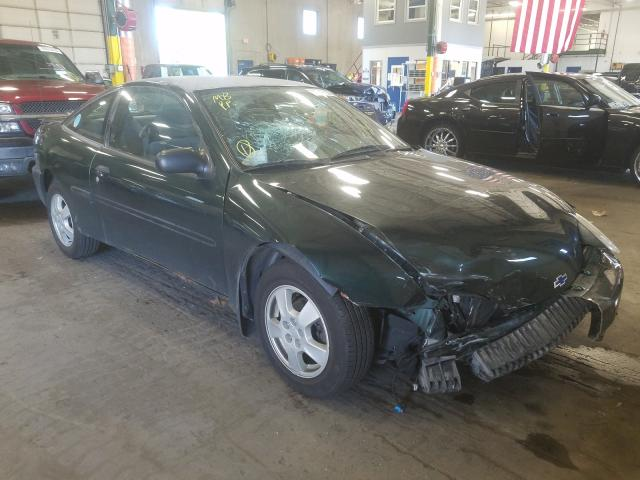 salvage title 2002 chevrolet cavalier coupe 2 2l for sale in blaine mn 44747390 a better bid car auctions