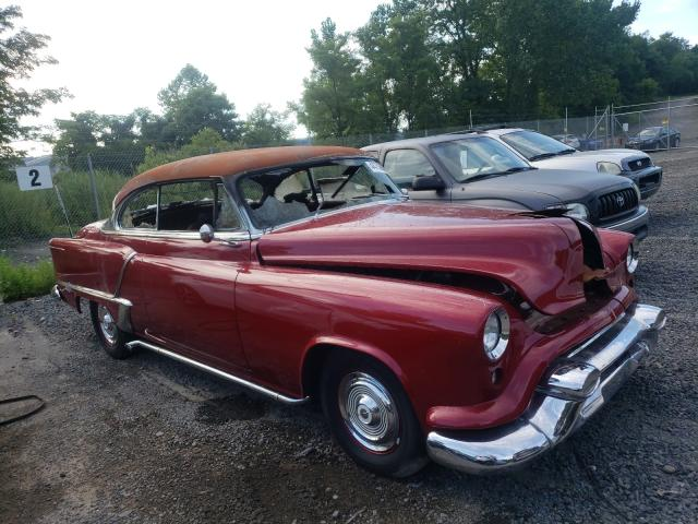 Oldsmobile salvage cars for sale: 1953 Oldsmobile 88
