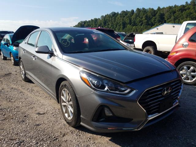 Salvage cars for sale from Copart Hurricane, WV: 2019 Hyundai Sonata SE