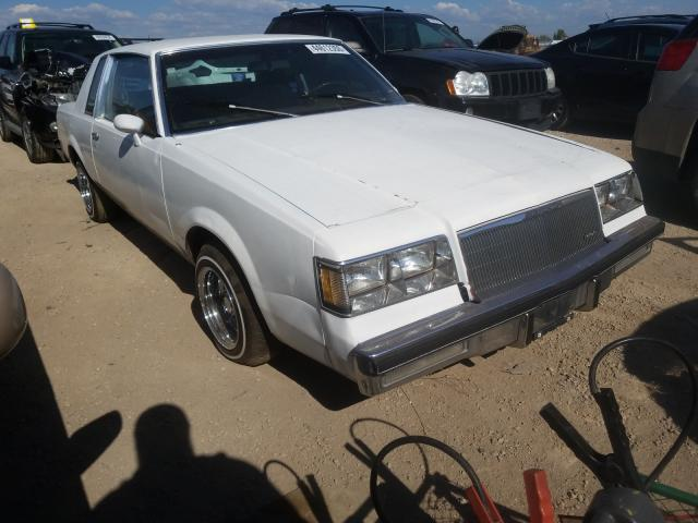BUICK REGAL 1984 0