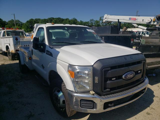 Salvage cars for sale from Copart Glassboro, NJ: 2012 Ford F350 Super