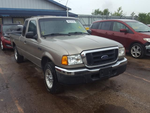 Ford Ranger SUP salvage cars for sale: 2005 Ford Ranger SUP
