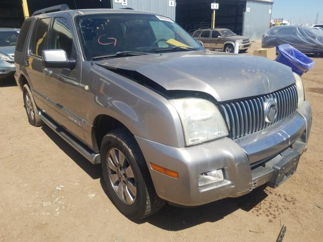 Mercury salvage cars for sale: 2008 Mercury Mountainee