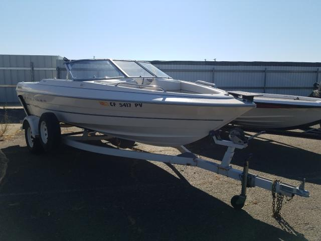 Salvage cars for sale from Copart Sacramento, CA: 2002 Bayliner Boat