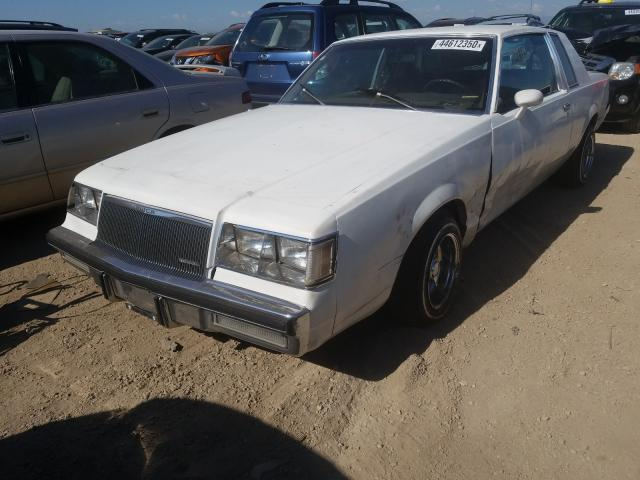 BUICK REGAL 1984 1