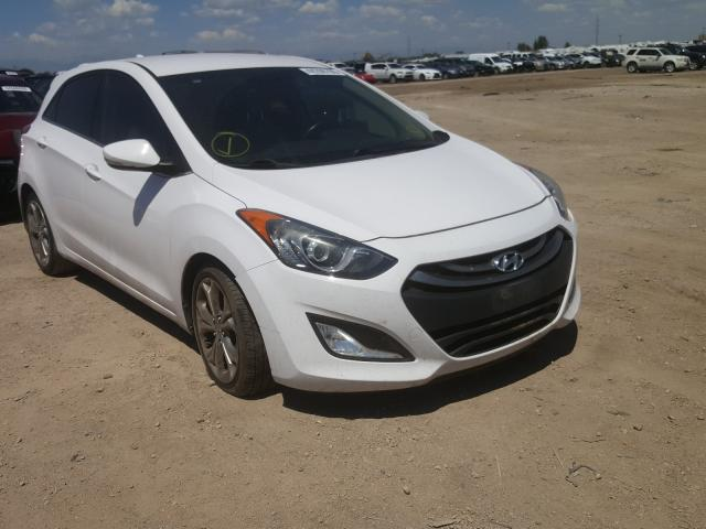 Hyundai salvage cars for sale: 2014 Hyundai Elantra GT