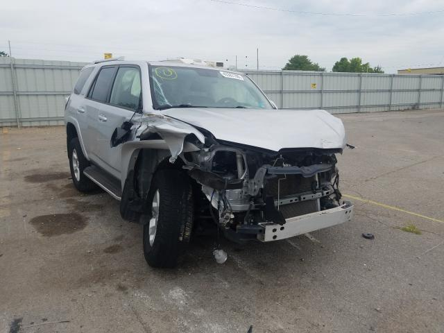 Salvage cars for sale from Copart Lexington, KY: 2015 Toyota 4runner SR