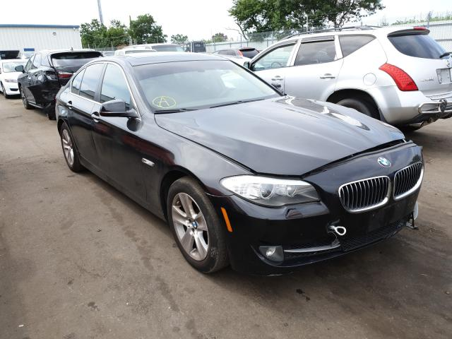 BMW 528 XI salvage cars for sale: 2013 BMW 528 XI