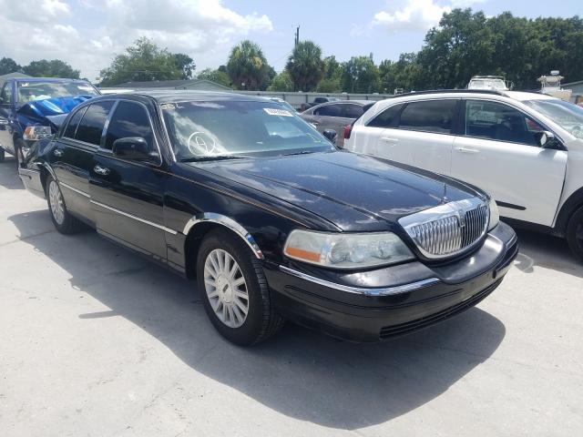 2004 Lincoln Town Car E 4 6l 8 In Fl Punta Gorda 1lnhm84w44y668875 For Sale Autobidmaster