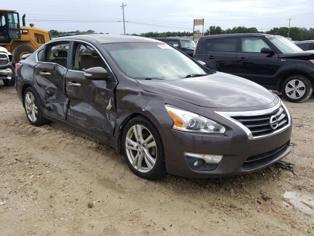 Nissan Altima 3.5 salvage cars for sale: 2013 Nissan Altima 3.5